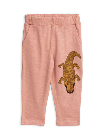 Mini Rodini - Crocco sp sweatpants, Pink