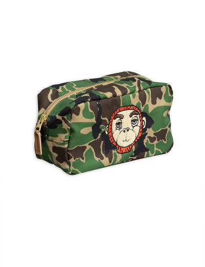 Mini Rodini - Camo case, Green