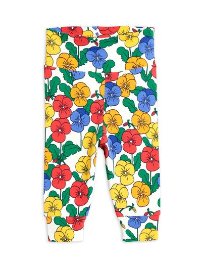 Mini Rodini - Violas nb leggings, Multi