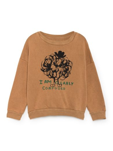 Bobo Choses - Clearly Confused Round Neck Sweatshirt