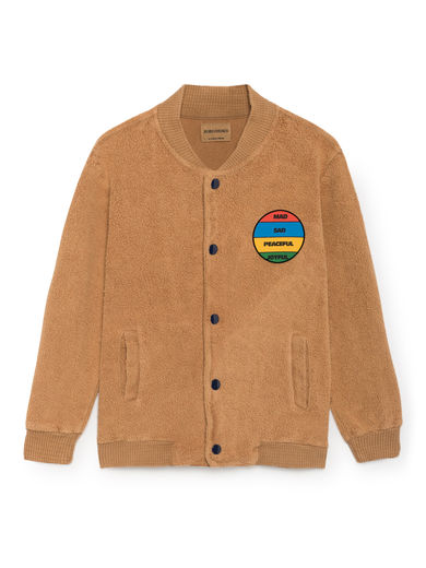 Bobo Choses - Colorful Patch Buttons Sweatshirt