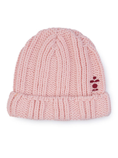 Bobo Choses - Rose Stripes Beanie, Mellow Rose / KID