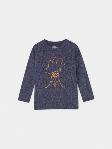 Bobo Choses - Volcano Long Sleeve T-Shirt (219009)