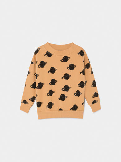 Bobo Choses - All Over Big Saturn Sweatshirt (219039)