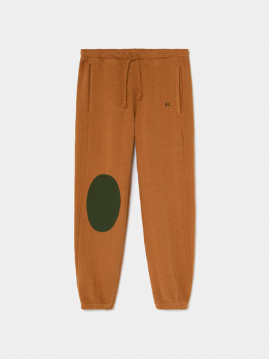 Bobo Choses - Green Patch Jogging Pants (219054)