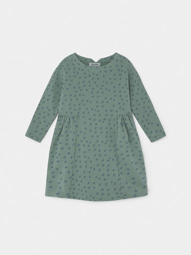 Bobo Choses - All Over Stars Fleece Dress (219080)