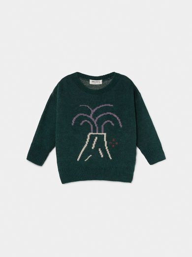 Bobo Choses - Volcano Jacquard Jumper (219107)