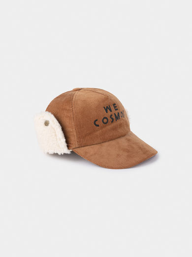 Bobo Choses - We Cosmos Sheepskin Cap (219237)