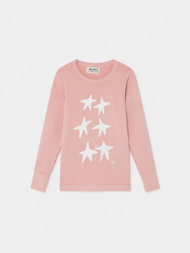 Bobo Choses - Stars Long Sleeve T-Shirt (219242)