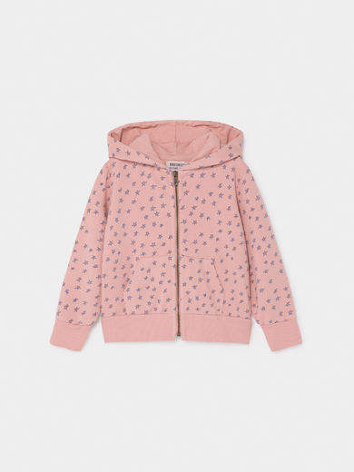 Bobo Choses - All Over Stars Hooded Sweatshirt (219049)