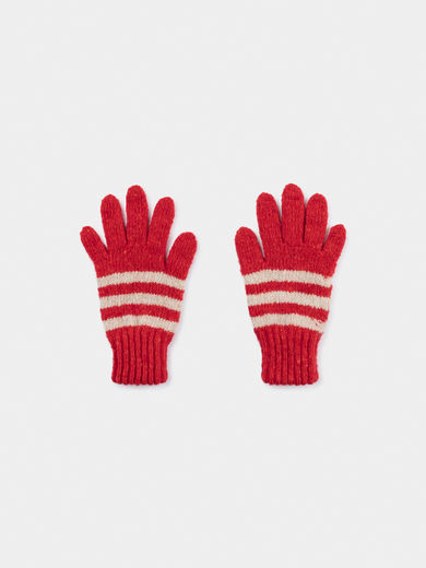 Bobo Choses - Striped Gloves (219257)