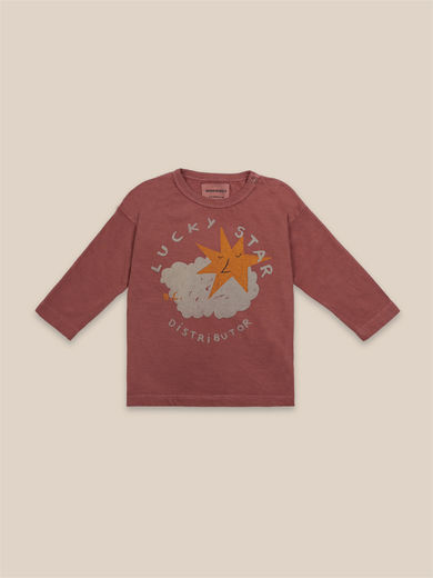 Bobo Choses - Lucky Star Long Sleeve T-Shirt (22000002)