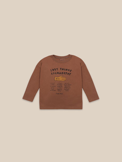 Bobo Choses - Lost Thing Recollector Long Sleeve T-shirt (22001016)