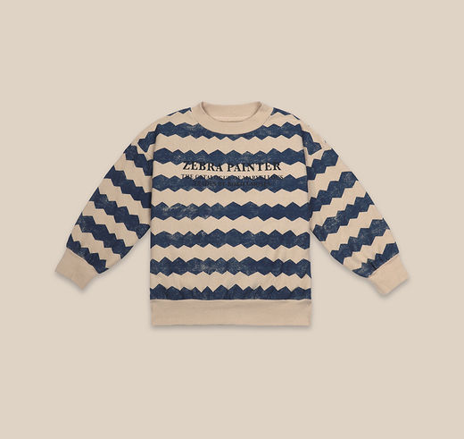 Bobo Choses - Columns Sweatshirt (22001031)
