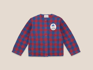 Bobo Choses - Tartan Overshirt (22001058)