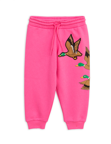 Mini rodini - Duck sp sweatpants, cerise