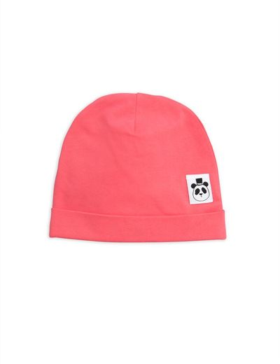 Mini Rodini - Basic beanie, pink
