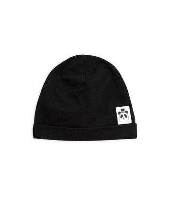 Mini Rodini - Basic beanie, black