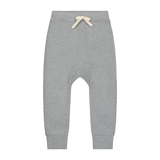 GRAY LABEL -  Baggy Pants Seamless, Grey Melange (GL-BOT001-GME)