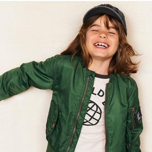 Molo Kids - Hiker jacket, Greener