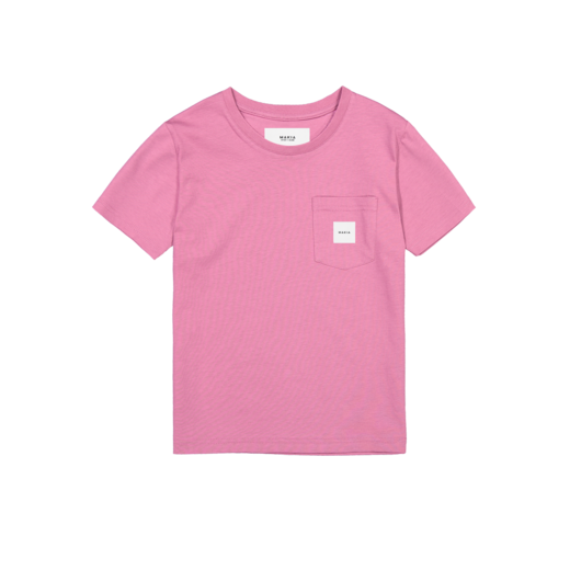 Makia - Pocket T-Shirt, Mauve