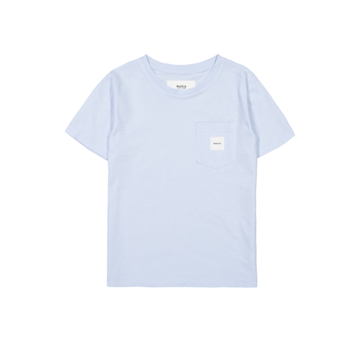 Makia - Pocket T-Shirt, Light Blue