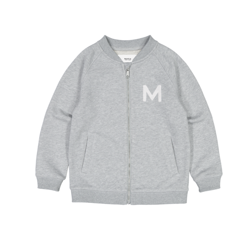 Makia - Mono Sweatshirt, Grey