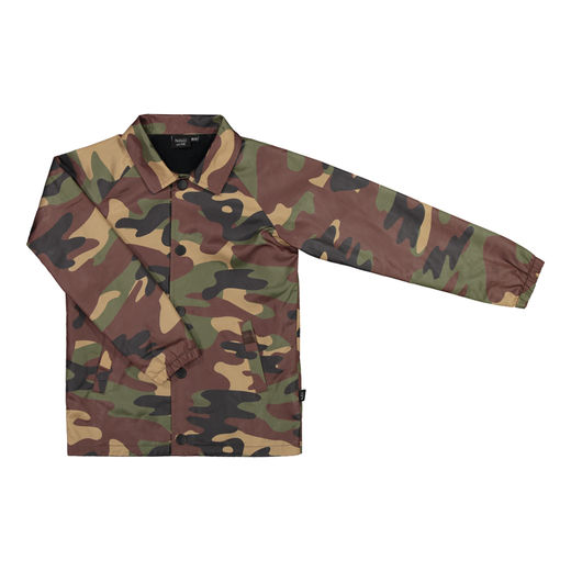 Kiddow - KIDDOW WINDJACKET, camo