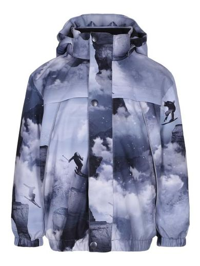 Molo Kids - Castor jacket, High in the Sky