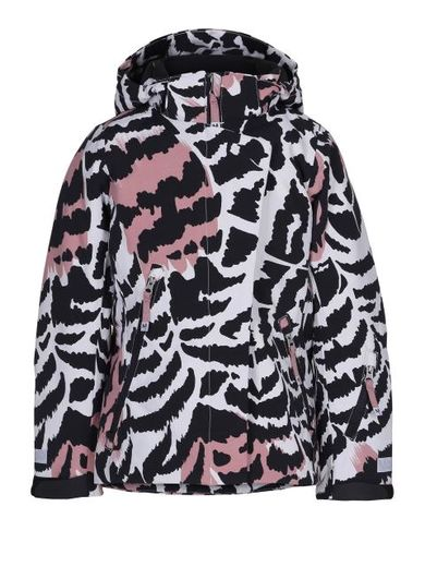 Molo Kids - Pearson jacket, Graphic Feathers