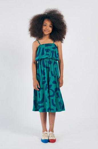 Bobo Choses - Abstract Jersey Dress 12001113