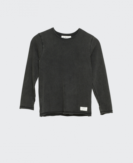 I dig denim - Hannes Long sleeve, Black washed