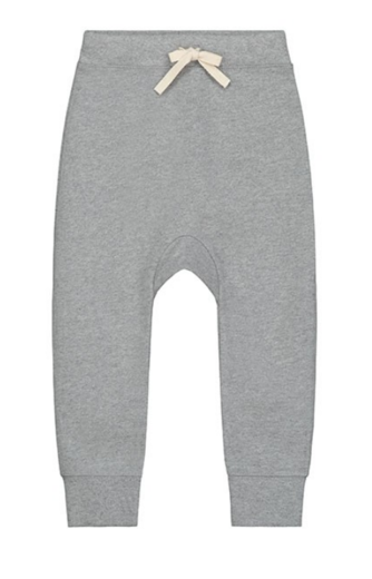 GRAY LABEL -  Baggy Pants Seamless, Grey Melange