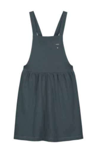 GRAY LABEL - Pinafore Dress, Blue Grey