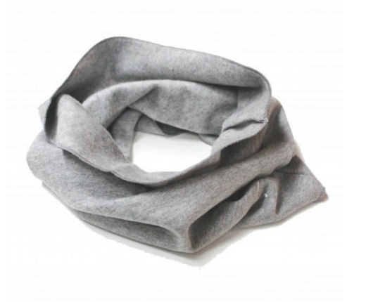 GRAY LABEL - Endless Scarf, Grey Melange
