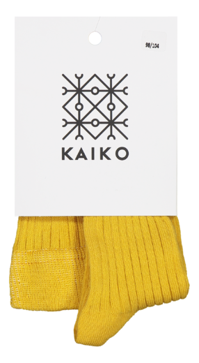 Kaiko - Rib Tights, Honey