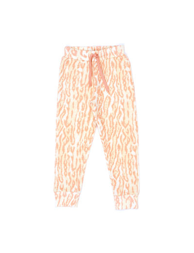WILDKIND KIDS - PATTI SWEATPANTS, Leopard pink