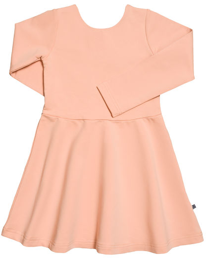 Kaiko - Bow Dress, Peach