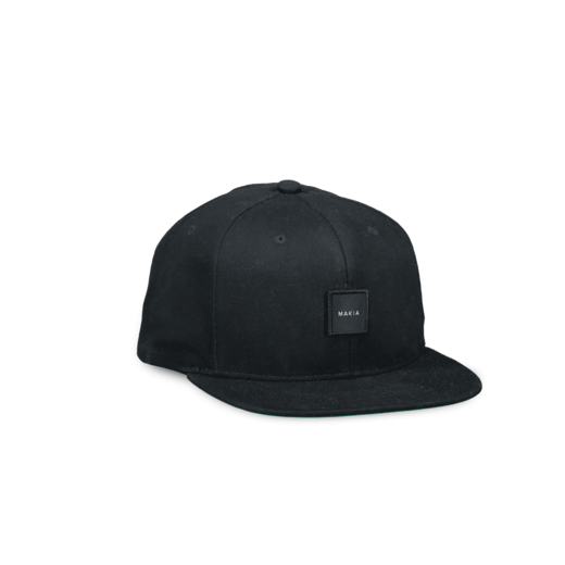 Makia - Square Snapback Mitchell&Ness / Black
