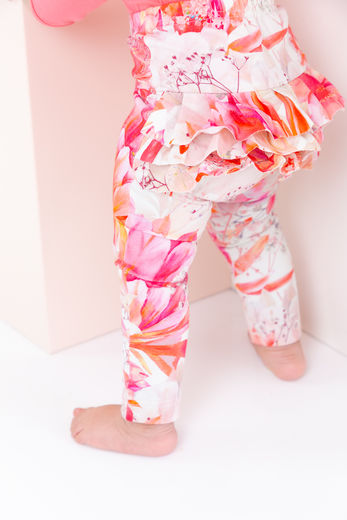 Metsola - Hearty Frilla leggings