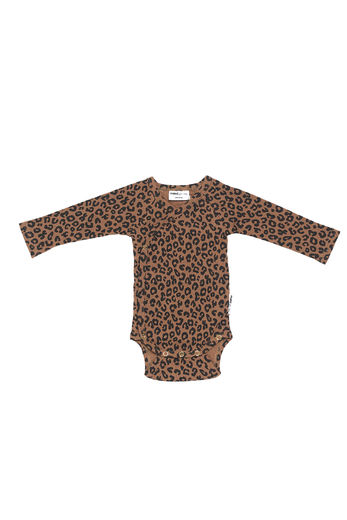 Maed for mini - Chocolate Leopard Body