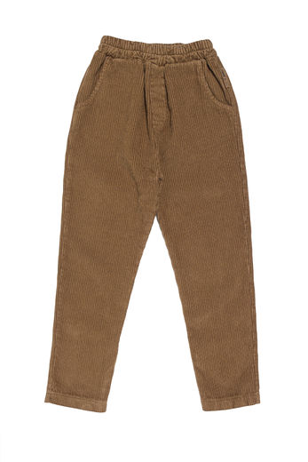 Maed for mini - Chocolate Pony Chino Rib Pants