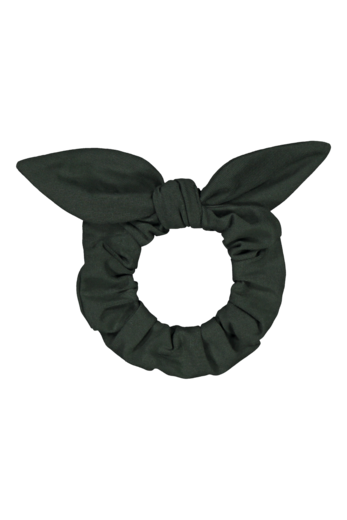 Kaiko - Bow scrunchie, Forest