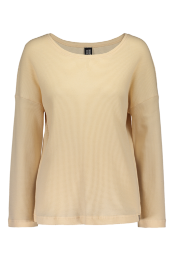 Kaiko - Boxy shirt women, almond