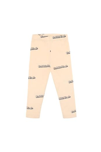 Tinycottons -'BUBBLE YEAH' PANT  cream/navy