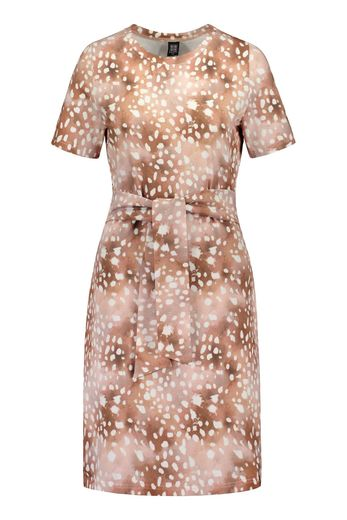 Kaiko - T-shirt Dress / Woman, Copper bambi