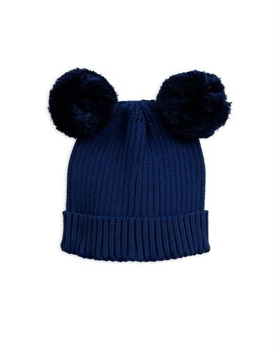 Ear hat, navy