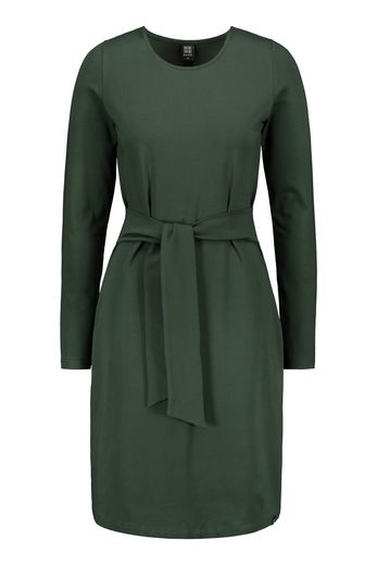 Kaiko - Belted dress, forest