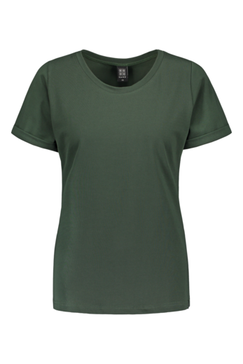 Kaiko - Everyday shirt women, forest