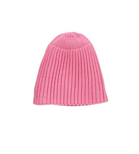 Beau LOves - Ribbed hat, pink